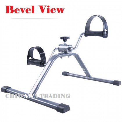 【2 IN 1】 Pedal Exerciser Bicycle Sport Gym Spin Cycle Bike with Resistance Level